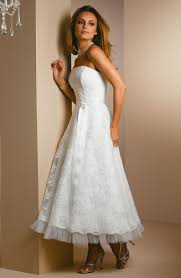 Tea Length Wedding Dresses Best
