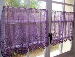 French Lace Kitchen Curtains Best 25 Purple Kitchen Curtains Ideas On Pinterest Purple
