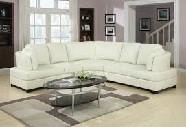 Curved Sofa Leather by Living Room Comfortable White Sectional Sofa For Elegant Living