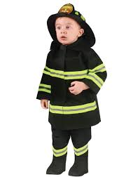 Firefighter Halloween Costume Fireman Toddler Costume Halloween Toddler Costumes