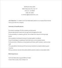 Job Objectives For Resume by Golf Caddy Resume Template U2013 8 Free Samples Examples Format