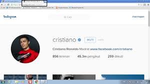 cara membuat akun instagram resmi seperti artis cara mudah dapat verified badge akun instagram tukang tik