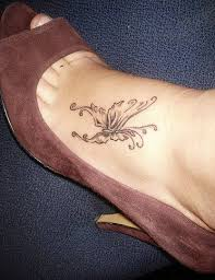 25 unique vine foot tattoos ideas on pinterest butterfly