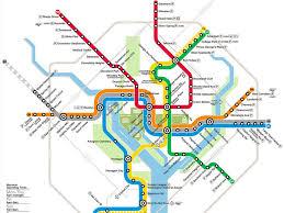 washington subway map navigating washington dc with metro washington org kid