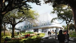 google submits new glass dome building plan to mountain view