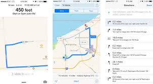 Chicago Google Map by Best Turn By Turn Navigation Apps For Iphone Imore