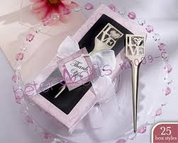 letter opener favors 36box free shipping wedding giveaways wholesale wj009 c