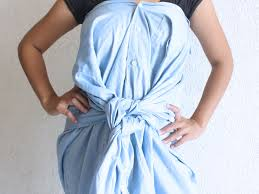 how to turn a blouse into a dress silk blouses