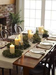 Christmas Dinner Centerpieces - 34 gorgeous christmas tablescapes and centerpiece ideas