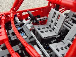 lego mini cooper interior lego mark i mini cooper video autoevolution