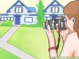 How To Make Blueprints For A House How To Design Your Own Home 11 Steps With Pictures Wikihow