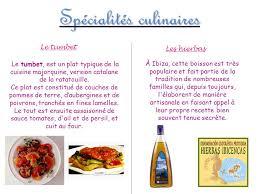 cuisine majorquine islas baleares ppt télécharger