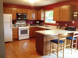 best kitchen paint colors with oak cabinets modern kitchen paint colors with oak cabinets for kitchens idolza