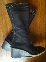 womens cowboy boots ebay uk elastic band adjustable sleeves ribbed cuffs 2 zipped pockets
