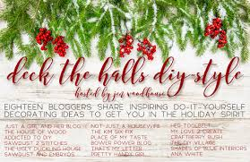 Bowerpowerblog by Christmas Mantel Stacy Risenmay