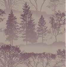 graham u0026 brown mirage tree landscape misty latte wallpaper 50 205