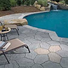 Concrete Patio Cost Per Square Foot by 20 Best Patio Block Landscape Ideas Images On Pinterest