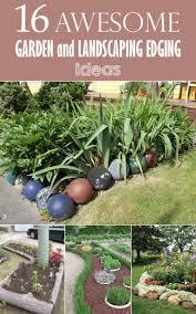 home decor lawn garden border edging ideas design idea with