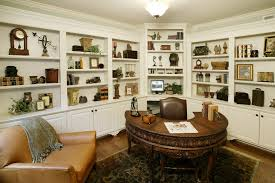 Home Office Bookshelves by Office Display Design Home Office Midcentury With Floating Shelves