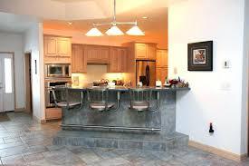 kitchen island with breakfast bar and stools kitchen island eating bar corbetttoomsen com