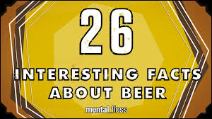 interesting facts about the first thanksgiving 26 interesting facts about beer mental floss on youtube ep 38