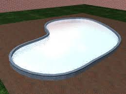 How To Build A Backyard Pool by How To Build A Concrete Pool 7 Steps With Pictures Wikihow