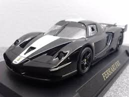 enzo fxx 2005 2007 enzo fxx black diecast model f1 car 1 43