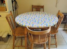 Fitted Picnic Tablecloth Round Dining Table Cover 28 With Round Dining Table Cover Home