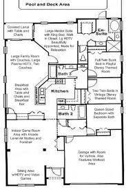 dual master bedroom floor plans friendly pool to d vrbo