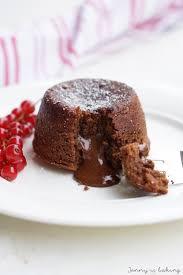 molten lava cake feeling cozy jenny is baking