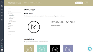 create brand guidelines u0026 online style guides with frontify in minutes