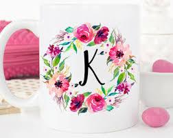 monogramed items monogram gift ideas etsy