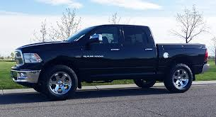 dodge ram 1500 lift kit 4x4 2009 2018 2 5 by tuff country