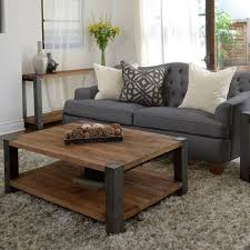 Living Room Tables Coffee Tables You Ll Love Wayfair - Living room coffee table sets
