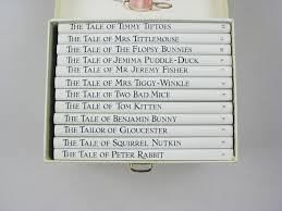 Two Bad Mice The World Of Peter Rabbit Boxed Set Written By Potter Beatrix