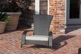 Curved Wicker Patio Furniture - 12 most desired adirondack chairs in 2017