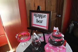 minnie mouse baby shower ideas baby minnie mouse table decorations photograph minnie mous