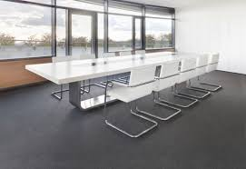 Modern Conference Table Design Modern Reception Table Design For Your Office Plans Free