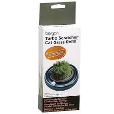 Cat Scratcher Replacement Pads Bergan Turbo Scratcher U0026 Star Chaser Cat Grass Refill