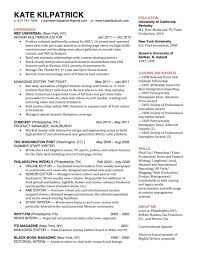 Resume Bio Template Winning Resume Examples Resume Example And Free Resume Maker