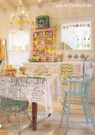 Cottage Living Magazine by Gold Country Girls Pottery Display Some Of My Favorites