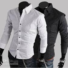 buy polka dot men u0027s dress shirts online at low cost from men u0027s