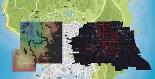 map size comparison map sizes comparing the division with fallout 4 and gta 5 vg247