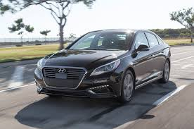 2016 hyundai sonata hybrid first test