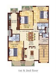 3bhk House Plans 3 Bhk House Plan Independent House U2013 House Design Ideas