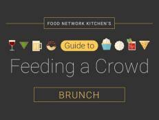 how to feed a crowd for thanksgiving food network recipes