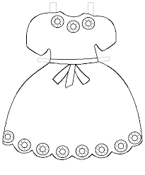printable clothes templates paper doll project 4 fun