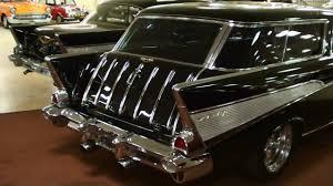 nomad car for sale 1957 chevrolet nomad restomod rod 350 v8 700r4 disc brakes