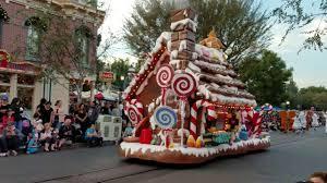 disney parade 2016