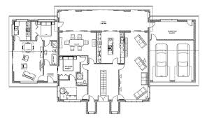 2 bedroom house floor plan measurements